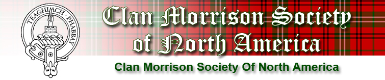Clan Morrison Society of North America